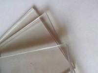 Прозрачное оргстело от 2 мм до 25 мм в Пластик Всем