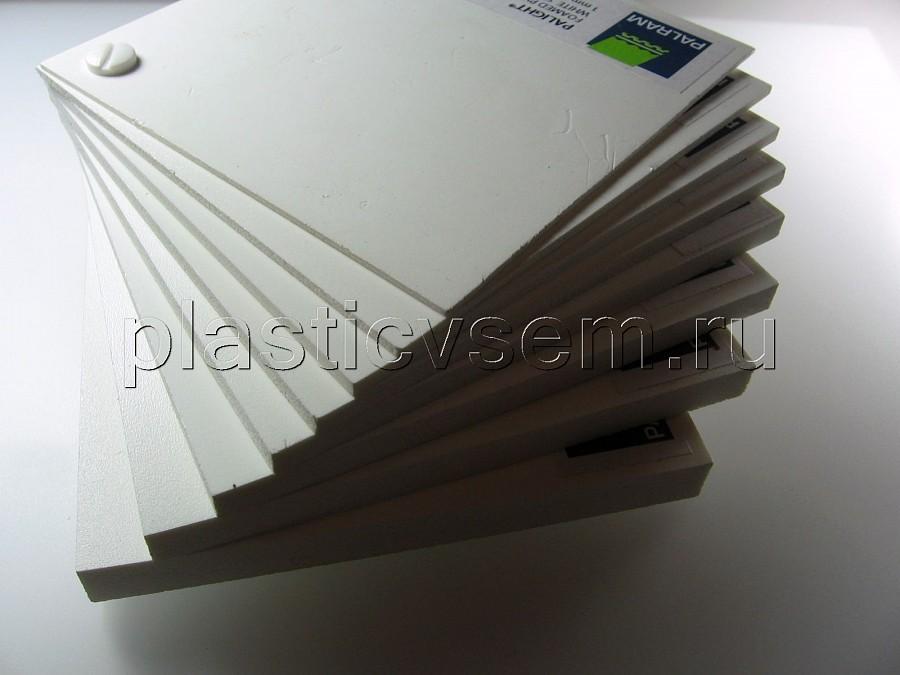 Пластик ПВХ, листовой вспененный ПВХ - Материалы